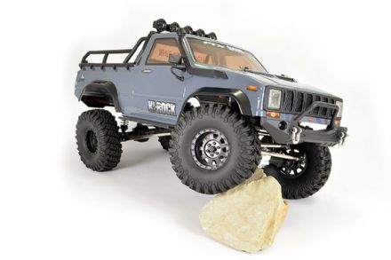 FTX OUTBACK HI-ROCK 4X4 RTR 1:10 TRAIL CRAWLER FTX5587